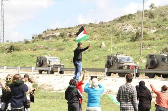Nabi Saleh demo II